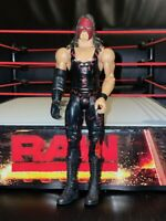 WWE DEMON KANE MATTEL BASIC FIGURE BIG RED MACHINE WWF wrestling wrestler