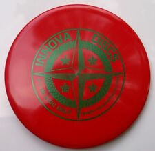 Innova Star Rat 1St Run Protostar 172.2 Grams Red W/Green Fractal 1St-Run Stamp