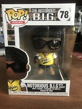 Funko Pop! Rocks Notorious B.I.G. with Jersey #78 Vinyl figure