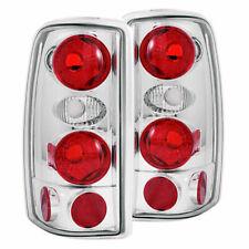 Anzo 211008 Chrome Clear Tail Lights fit for 00-06 Suburban/Tahoe/Yukon/Denali