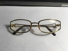 VERSACE EYEGLASS FRAME M23 52/19 130 MM NEW AUTHENTIC