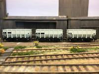 Accurascale 1015-HUO-I OO Gauge BR HOP24/HUO Hopper Triple Pack I
