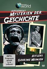 Mysterien der Geschichte - Hitlers geheime Mumien - DVD