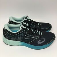 Asics Noosa FF Women's Size 8.5 Athletic Running Training Shoes T772N Black