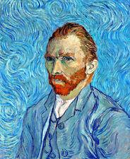 Vincent van Gogh Self Portait II by Vincent van Gogh 75cm x 61.4cm Canvas Print