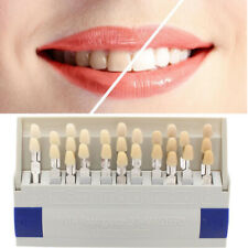 29 Colors Dental Shade Guide Mold Porcelain Dentist Dental Shade Guide Mold