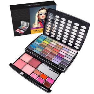 SHANY Glamour Girl Makeup Kit Eye shadow/Blush/Powder - Vintage Makeup Gift Set