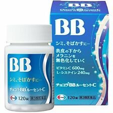 Chocola BB Lucent C 120 tablets for whitening skin care from Japan F/S