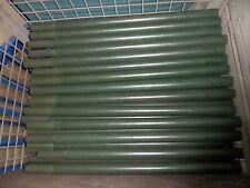 20x Tarnnetzstange Tarnnetzstangen GFK Stange Tarnnetz Stangen Rohr 700mm BW