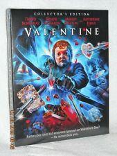 Valentine Collector's Edition (Blu-ray, 2018) NEW David Boreanaz Denise Richards