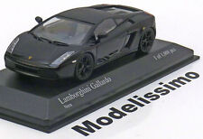 1:43 Minichamps Lamborghini Gallardo 2006 black/flatblack