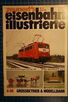 eisenbahn illustrierte 4 88 H5999