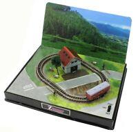 Z gauge Z shorty mini layout set SS001-1 model train supplies