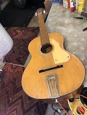 Vintage Truetone Acoustic Guitar - Vintage 1970s