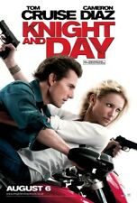 Knight and Day (Blu-ray, 2010) DISC ONLY