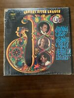 SUNDAY AFTER CHURCH - JOHNNY CASH, JEANNIE C RILEY, JERRY LEE LEWIS 1971 LP