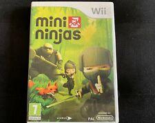 Mini Ninjas - Jeu Nintendo Wii Complet