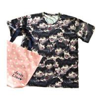 Kpop BTS Jung Kook T-shirt Bangtan Boys Jungkook Cute Tshirt Unisex Short Sleeve