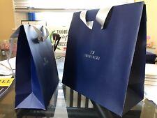 Gift Bag Blue Swarovski Medium/Large
