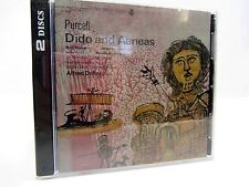 Henry Purcell 2 CD set Deller  The Masque in Dioclesian Dido & Aeneas NEW sealed