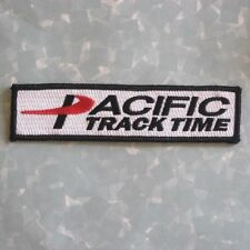 """Pacific Track Time Patch  -  5"""" x 1 1/4"""""""