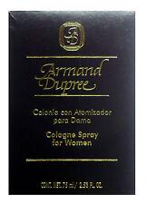 Armand Dupree Cologne Spray for Women 75 ml / 2.53 oz NIB 66L