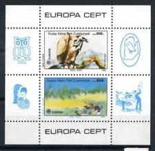 Cyprus 1983 Mi. Bl. 5 SS 100% ** Europe Cept, birds