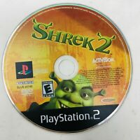 Shrek 2 Sony Playstation 2 PS2 Game Disc Only
