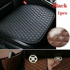 Auto Seat Cover Front Cushion Black Breathable Universal Car Chair Accessories