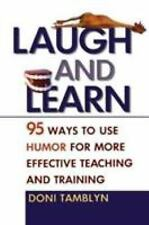 Laugh and Learn: By Doni Tamblyn