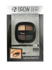 Braune W7 Augen-Make-up-Produkte
