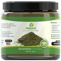 Facial Scrub Seaweed Powder  HIGH QUALITY Organic Kelp USA from Atlantic Ocean