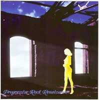Progressive Rock Renaissance CD Triton THETA Pediment HEAD POP UP Seilane, w/Obi