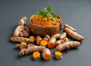 Wild Turmeric Kasthuri Manjal Powder For Glowing Skin-100% Natural 50 g