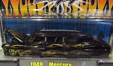 M2 MACHINES CHASE 49 1949 MERCURY MERC AUTO-STRETCH RODS LIMO CAR RELEASE 1 VHTF