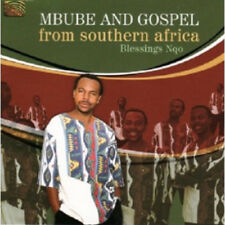 Blessings Nqo : Mbube and Gospel from Southern Africa CD (2009) ***NEW***