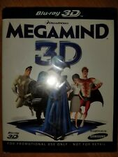 Megamind 3D Samsung Promotional Blu-ray