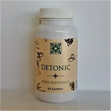 Detonic  -  Nahrungsergänzungsmittel (60 Kapseln)