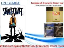 Shadecraft #1 Cover A Garbett Image Comics 3/31 Pre-sale Nm