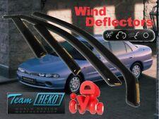 MITSUBISHI GALANT E 50 4/5D  1993 - 1997 Wind deflectors 4.pc  HEKO  23328