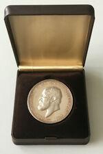 Künker: Liechtenstein, Ag-Medaille 1929, Johann II., PP!