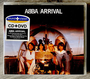 ABBA - Arrival CD/DVD Sound And Vision Special Edition