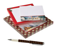 HALLMARK  2 in. W x 6.75 in. L Notepad Gift Set  1 pk