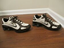 new arrival 63f98 d8644 Classic 2006 Used Worn Size 11 Nike Shox Monster SI Leather Shoes Brown  Beige