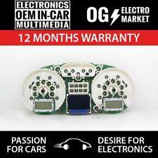 VW GOLF BORA MAINBOARD HAUPTPLATINE INSTRUMENT CLUSTER SPEEDO TACHO 1J0920826C
