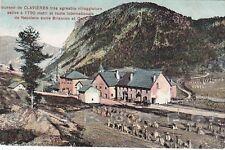 TORINO CLAVIERE 13 CLAVIÈRES - VAL SUSA Cartolina viaggiata 1909