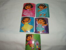 5 Dora Playful  Stickers Party Favors