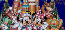 "Disney's Mickey and Minnie Mouse ""A Very Merry Christmas"" X-Stitch Pattern CD"