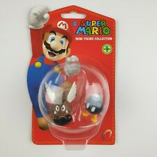Nintendo Super Mario Mini Figure Collection Goomba Bob-omb Series 1 New In Box