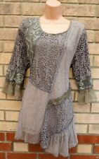 KALEIDOSCOPE ALL OVER SEQUIN BLACK TUNIC TOP SIZE 10 /& 14 BNWT RRP £79.00